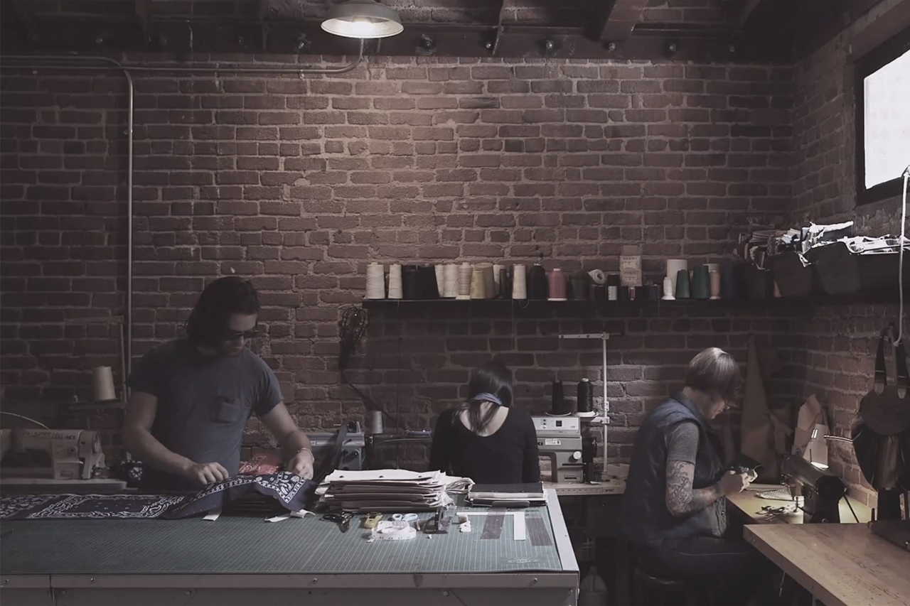 A Look Inside the Levi's Tailor Shop