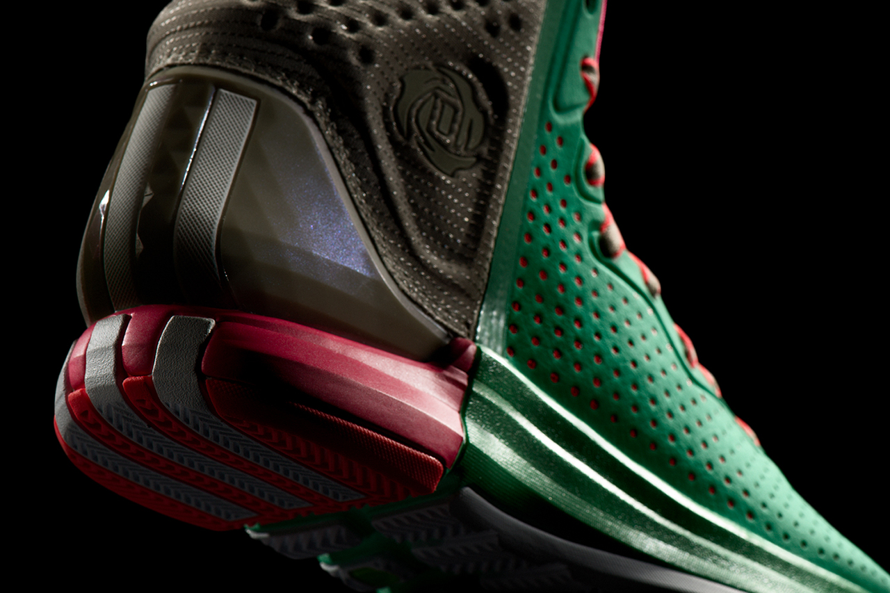 "adidas D Rose 4 ""Boardwalk"" Preview"