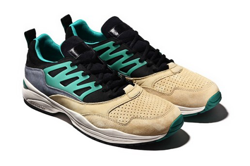 mita sneakers x adidas Originals Torsion Allegra