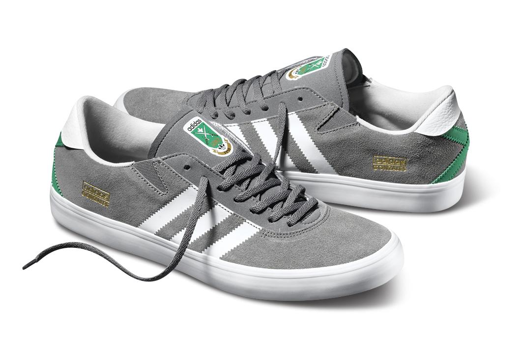 adidas Skateboarding 2013 Holiday Gonz Pro