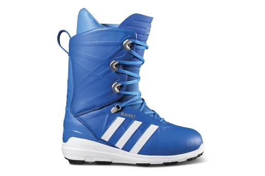 adidas Snowboarding 2013 Winter Snowboard Boot Collection
