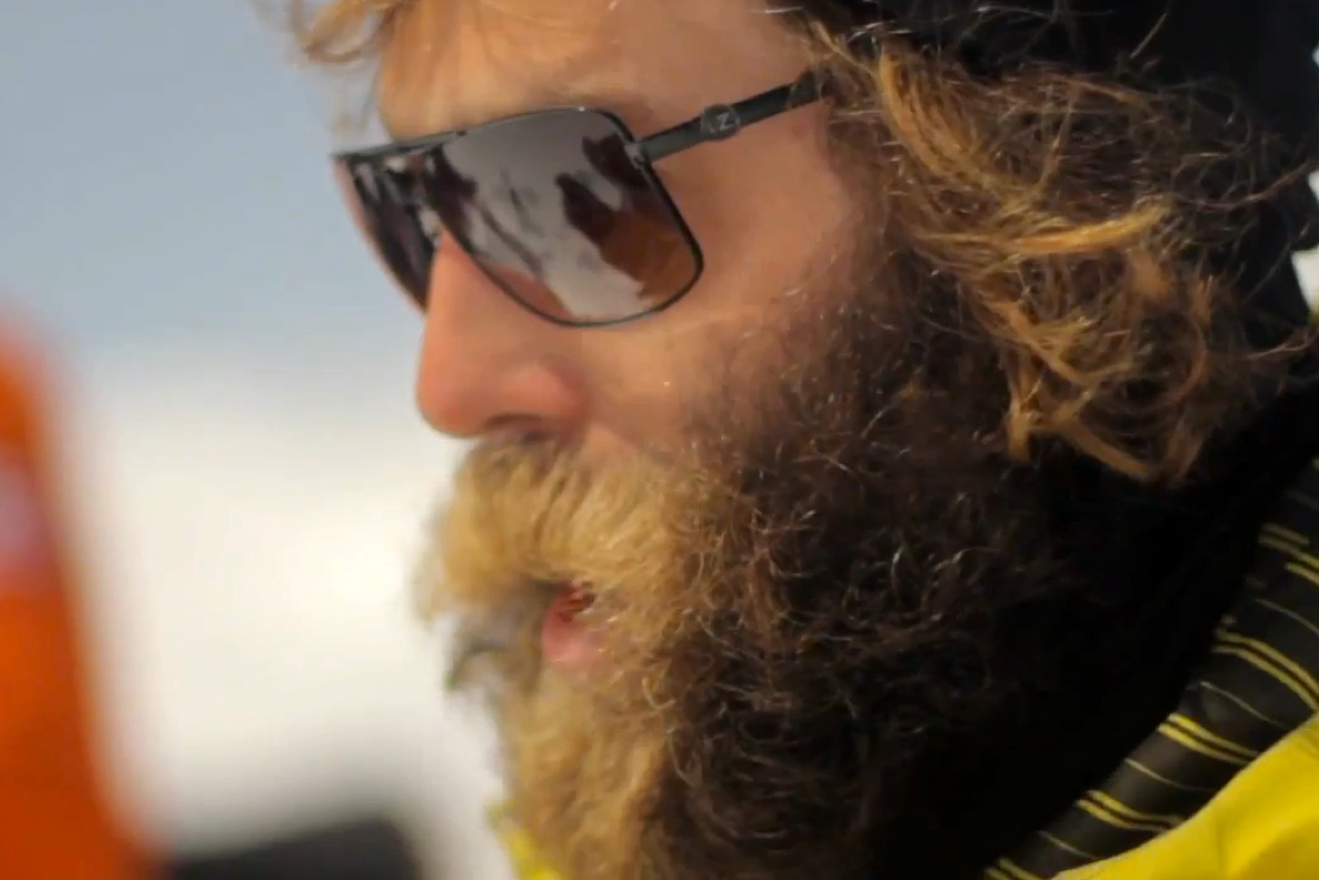 "adidas Snowboarding Presents ""Welcome: Eric Jackson"""