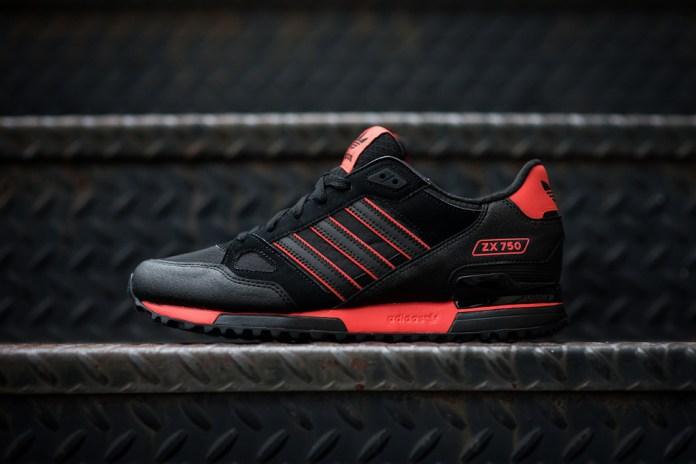 "adidas Originals ZX 750 ""Bred"""