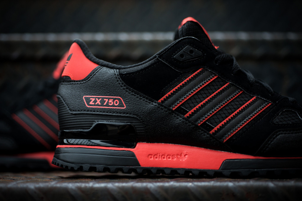 "adidas Originals ZX 750 ""Bred"""