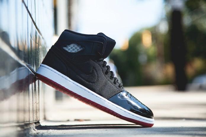 Air Jordan 1 Retro '95 TXT Black/Red