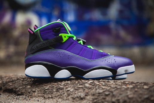 "Air Jordan 6 Rings ""Bel Air"""