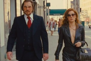 American Hustle International Trailer