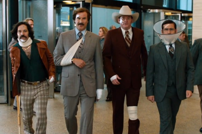Anchorman 2: The Legend Continues Trailer #2