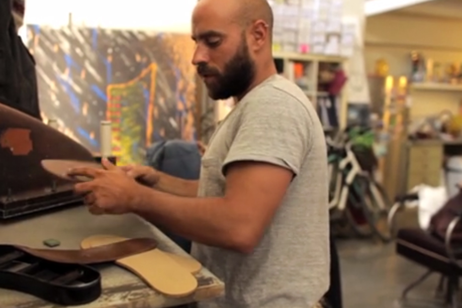 """Apolis """"Middle East Project"""" Documentary"""