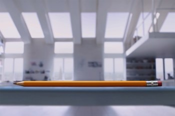 "Apple iPad Air ""Pencil"" Commercial featuring Bryan Cranston"