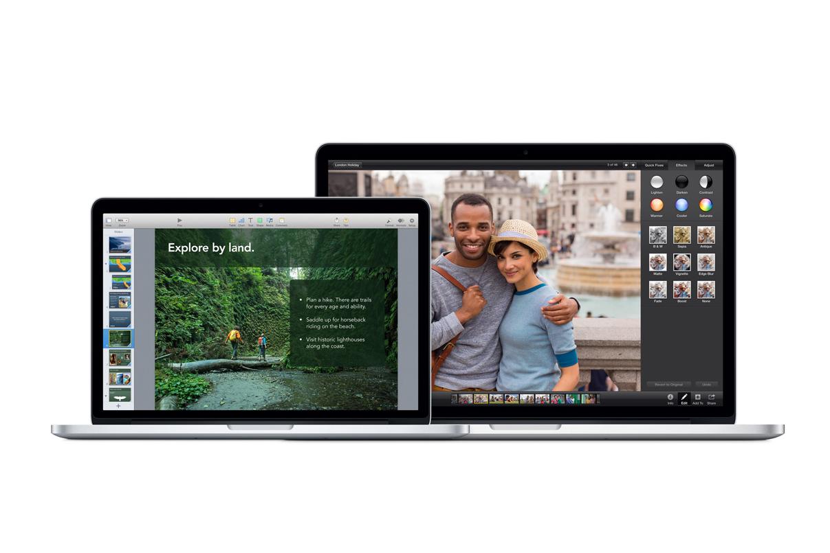 Apple Unveils New MacBook Pro with Retina Display