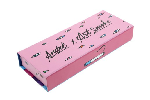 André x Art Smoke Electronic Cigarette