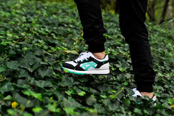 ASICS 2013 Fall/Winter Footwear Lookbook by Kith