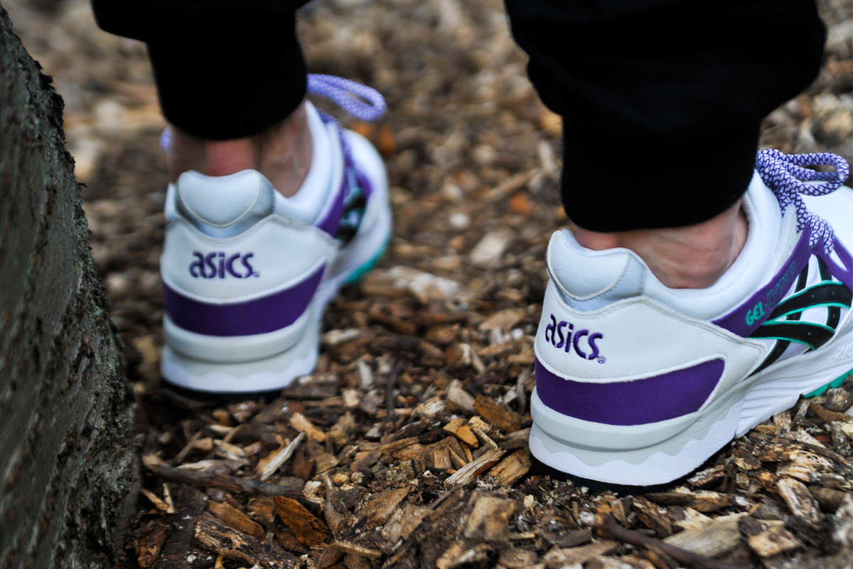 ASICS 2013 Fall/Winter Footwear Lookbook by Kith