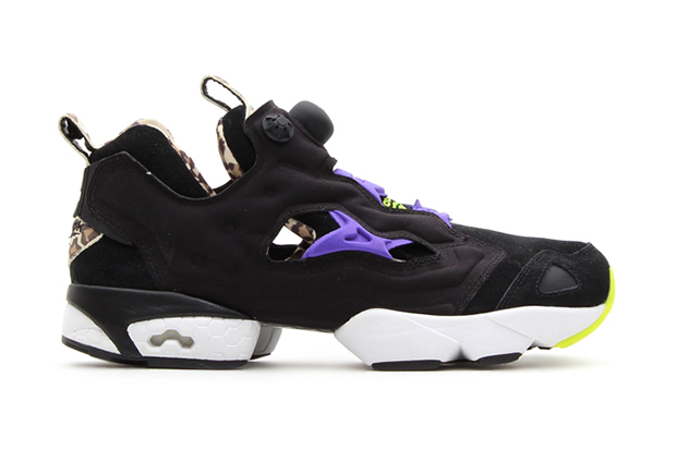 jouetie x atmos x Reebok 2013 Fall/Winter Pump Fury