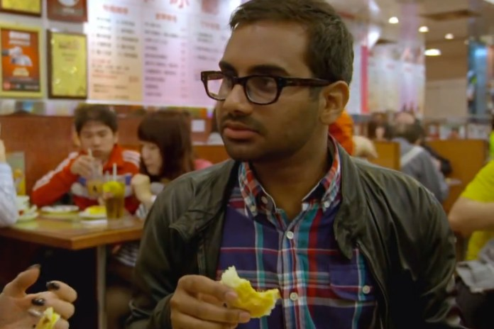 Aziz Ansari Tries Pineapple Buns in Hong Kong with Nicole Fung of That Food Cray !!!