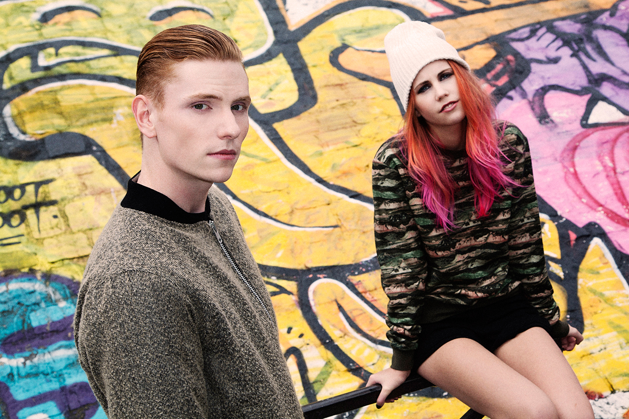 """Backroom 2013 Fall/Winter """"It's A Boy-Girl Thing"""" Editorial"""