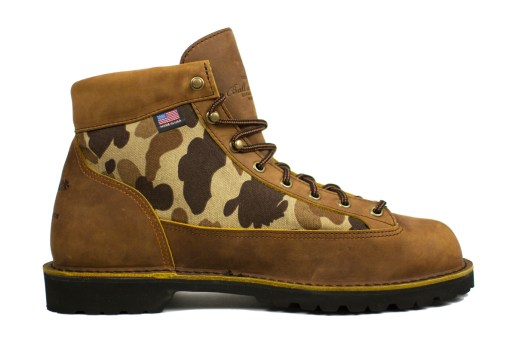 Ball and Buck x Danner Light Boots