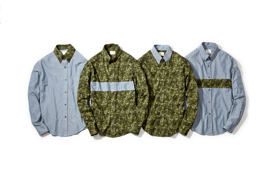 Band of Outsiders 2013 Tokyo Store Exclusive Collection