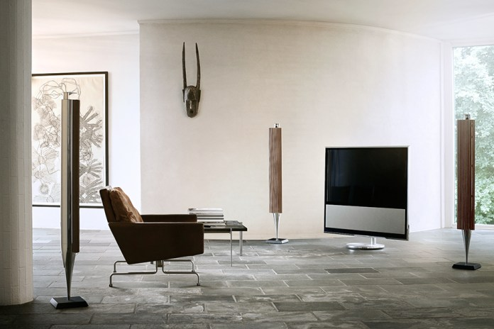 Bang & Olufsen BeoLab Wireless Speakers and Subwoofer