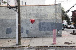"Banksy Gets Sentimental for Latest Installment of ""Better Out Than In"""