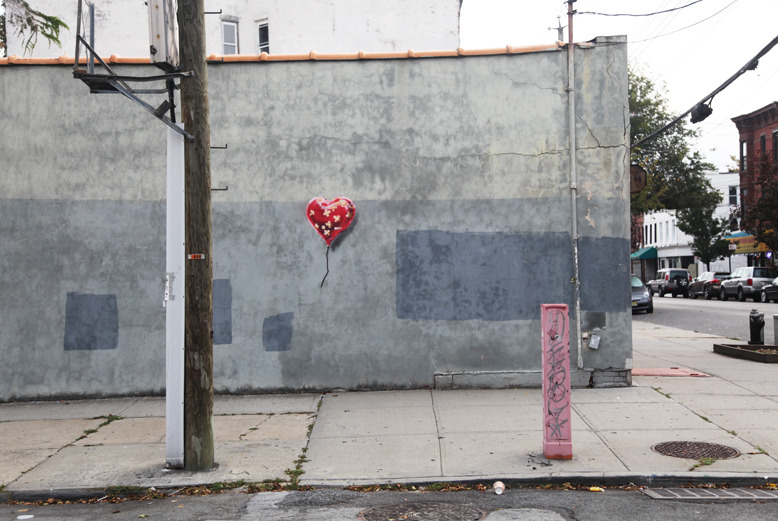 """Banksy Gets Sentimental for Latest Installment of """"Better Out Than In"""""""