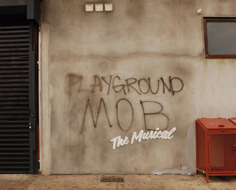 Banksy Gives New York Graffiti a Broadway Makeover