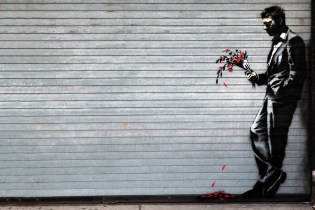 "Banksy Hits Hell's Kitchen's Hustler Club for ""Better Out Than In"""