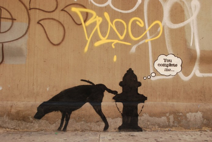 "Banksy Reveals the Third Installment of ""Better Out Than In"" in New York's Midtown"