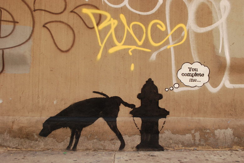 banksy reveals the third installment of better out than in in new yorks midtown