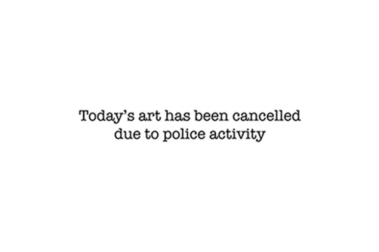 """Banksy's """"Better Out Than In"""" Comes to a Halt in New York"""