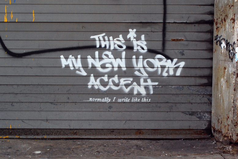 """Banksy's """"Better Out Than In"""" Hits New York's West Side on Day 2"""