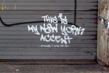 "Banksy's ""Better Out Than In"" Hits New York's West Side on Day 2"