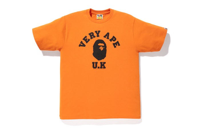 "BAPE STORE LONDON ""Very Ape"" 11th Anniversary T-Shirts"