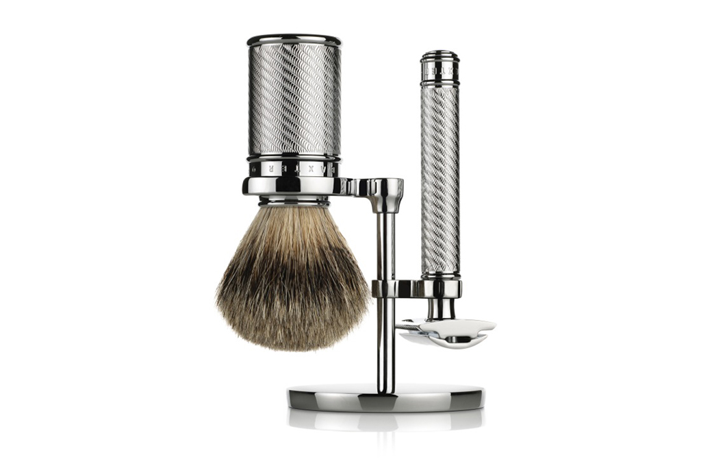 baxter of california double edged safety razor set