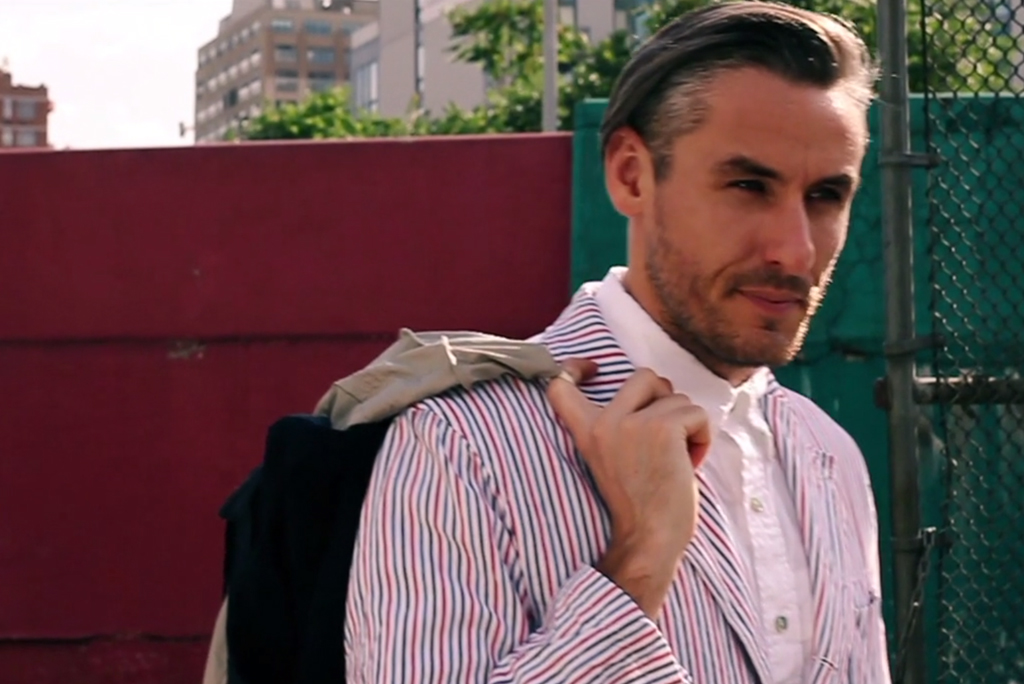 Behind the Scenes of Engineered Garments' 2014 Spring/Summer Collection