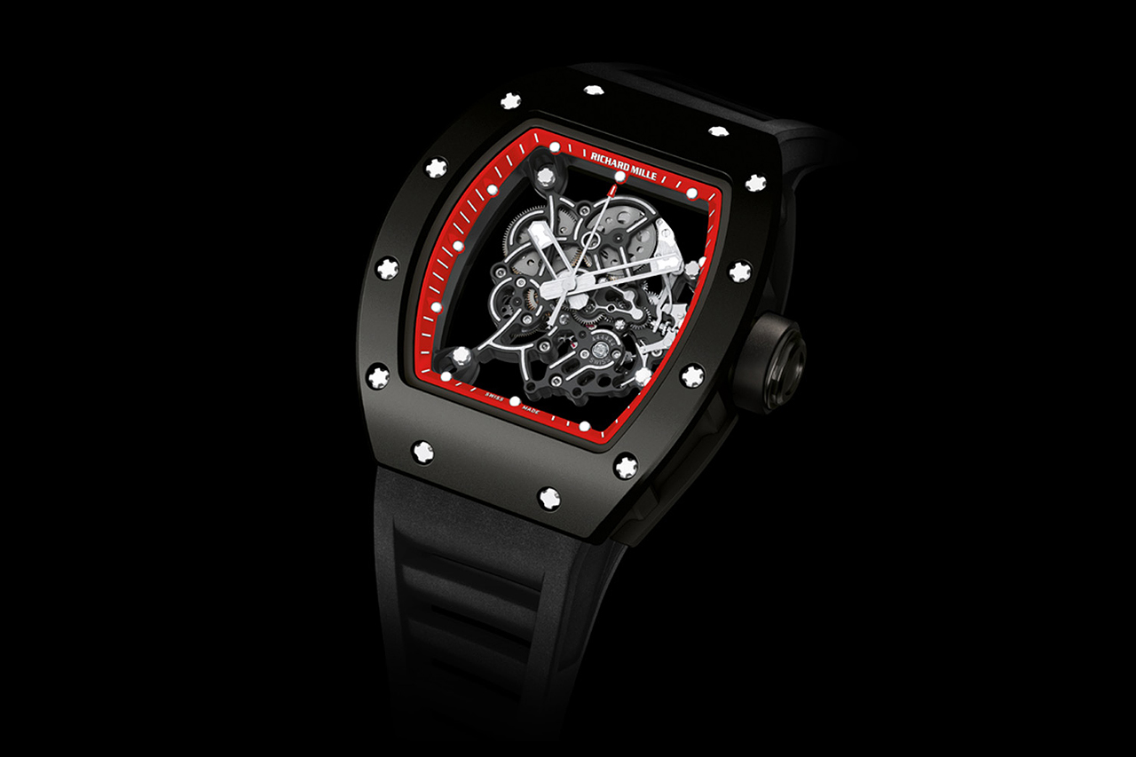 bubba watson x richard mille red drive and white drive rm 055