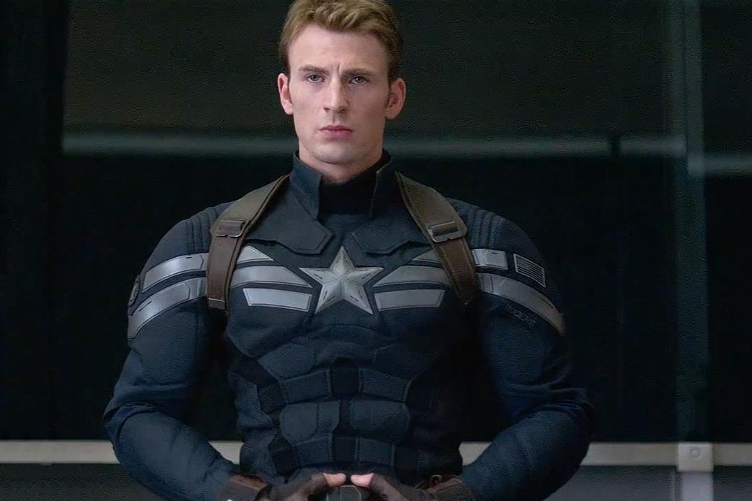 Captain America: The Winter Soldier Trailer