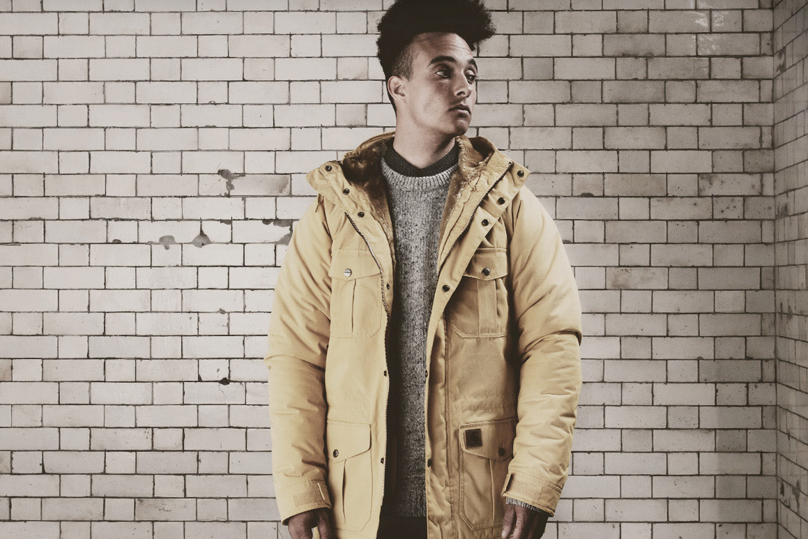 Carhartt WIP 2013 Fall/Winter Editorial by size?