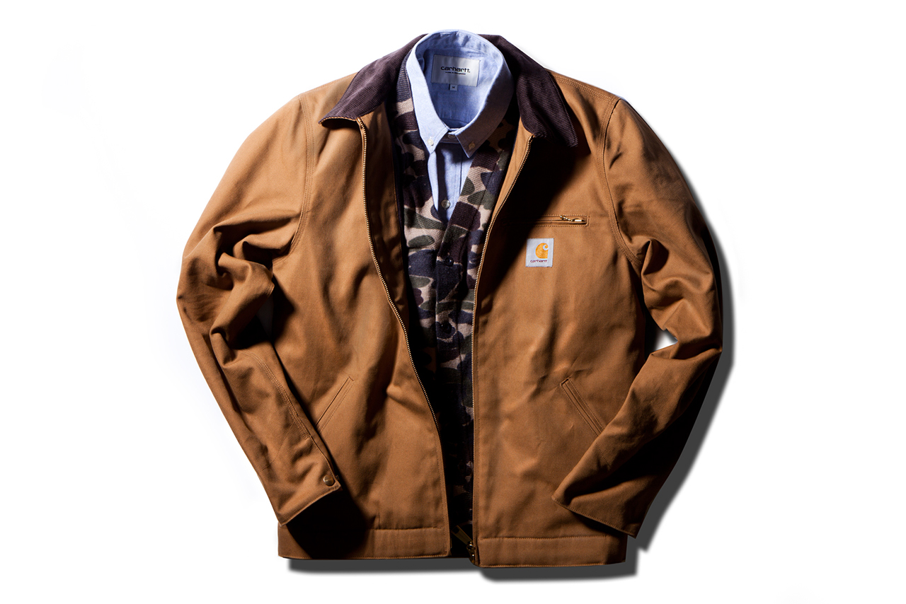 Carhartt Work In Progress 2013 Fall/Winter - Delivery 2