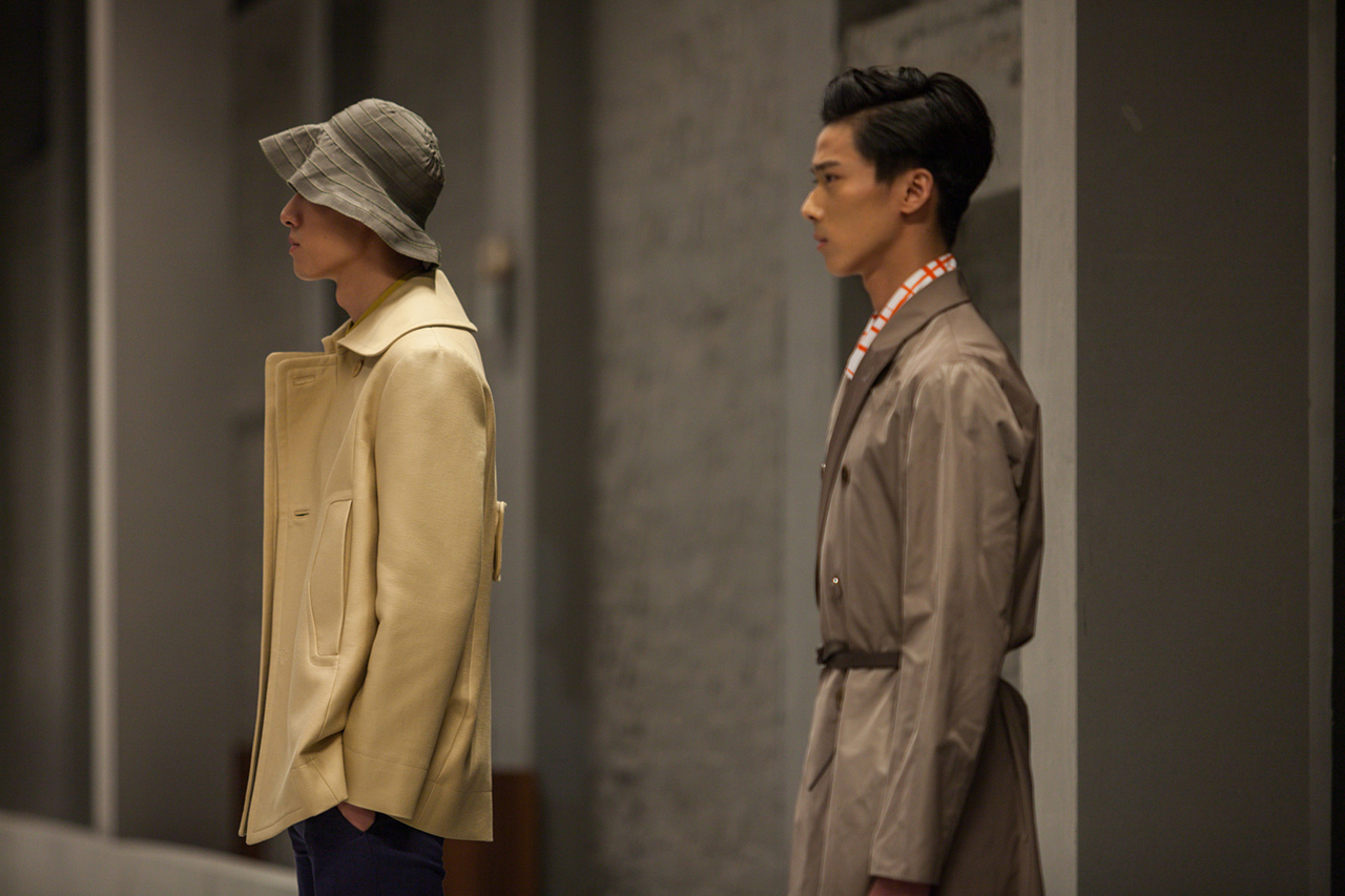 Carven Stages Its First Fashion Show in China