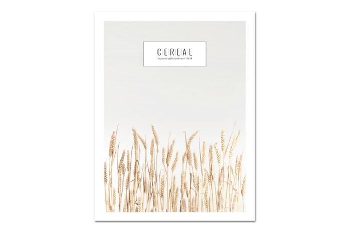 Cereal Magazine Volume 4