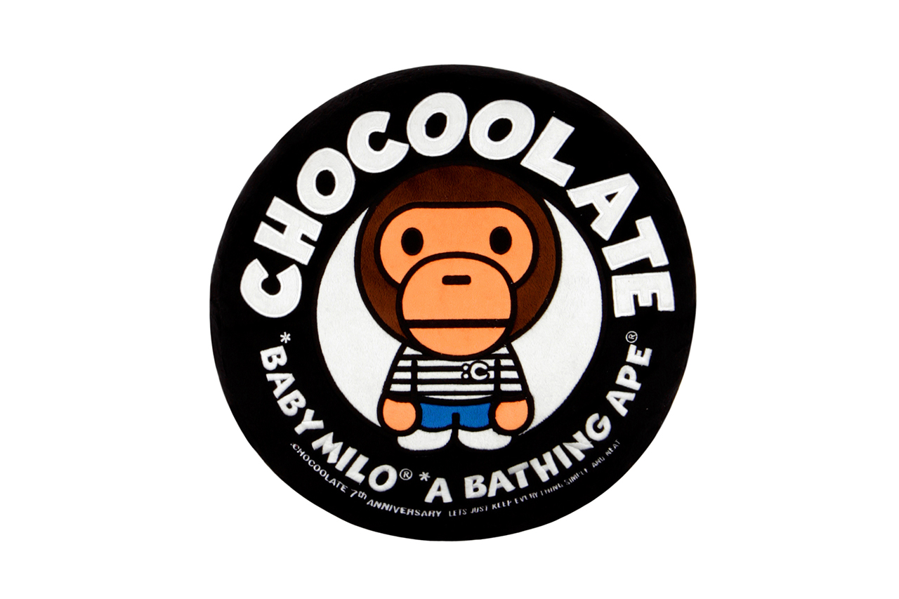 """:CHOCOOLATE x BABY MILO® 2013 Fall/Winter """"Special Edition"""" Collection"""