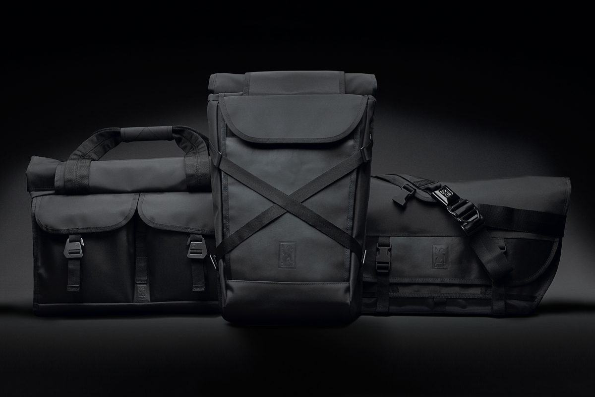 Chrome BLCKCHRM 2013 Fall/Winter Bag Collection