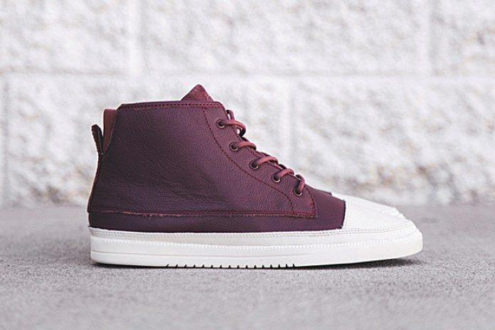 CLAE Chambers Boot Oxblood/Cream