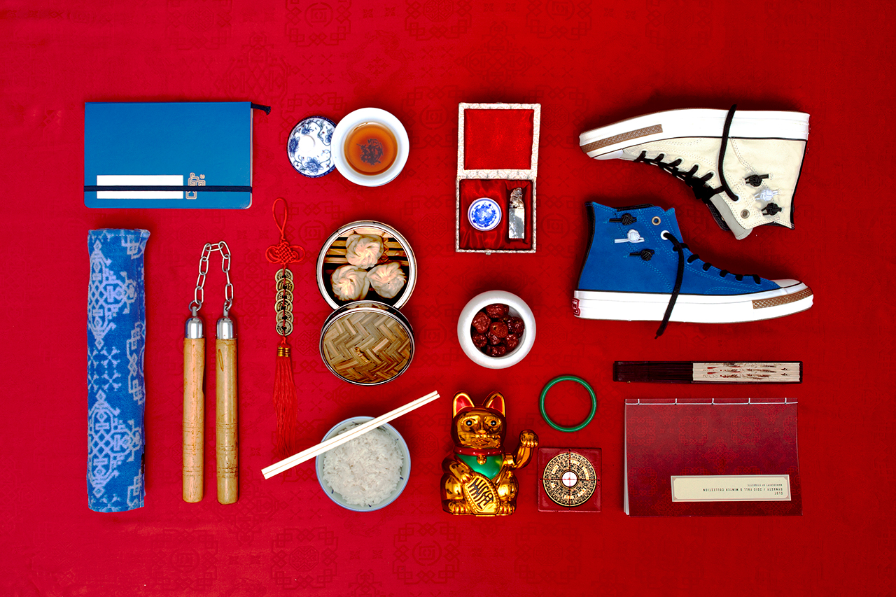 """CLOT x Converse First String 2013 Holiday """"Chang Pao"""" Collection Preview"""