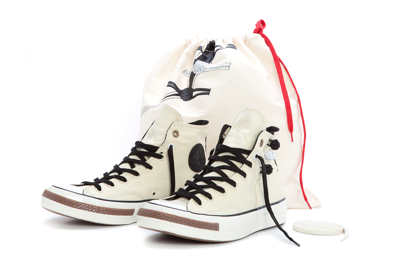 """CLOT x Converse First String 2013 Holiday """"Chang Pao"""" Collection"""