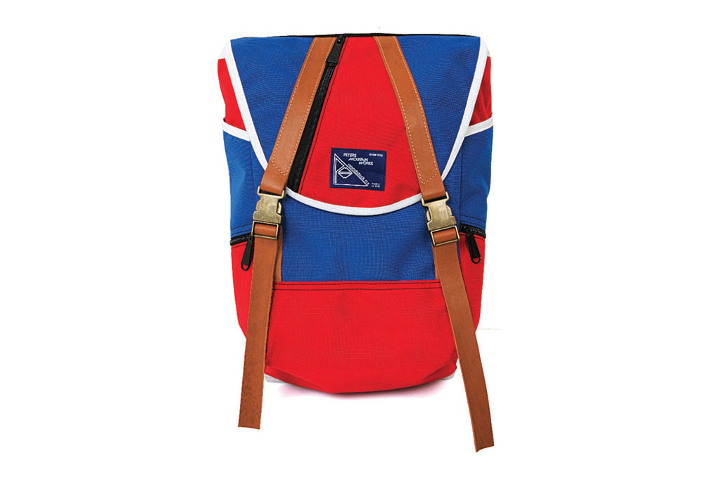 """Commune de Paris x Peters Mountain Works 2013 Fall/Winter """"Ohayo 1871"""" Backpack"""