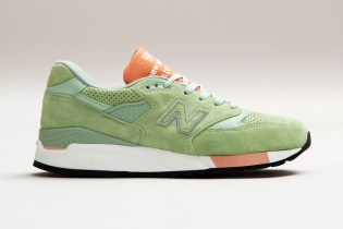 "Concepts x New Balance 998 ""Mint"""
