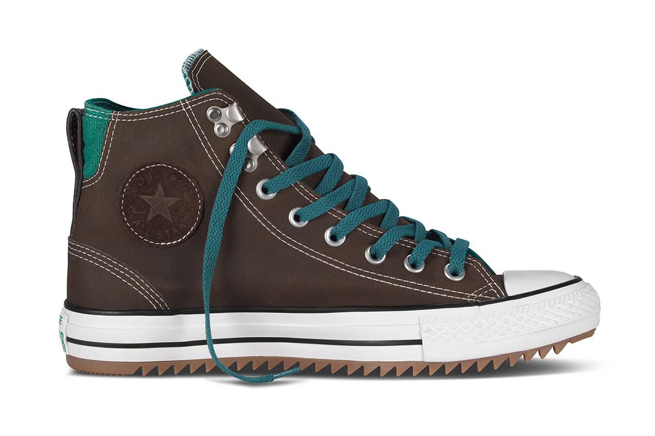 converse 2013 fallwinter chuck taylor all star winterized collection